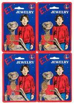 """E.T. JEWELRY"" NECKLACE LOT."