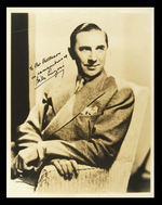 BELA LUGOSI SIGNED PHOTO.