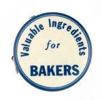 BAKERY SUPPLY CELLO TAPE MEASURE.