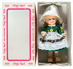 """SHIRLEY TEMPLE"" BOXED ""HEIDI"" IDEAL DOLL."