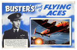 """BUSTER'S BOOK OF FLYING ACES"" STAMP BOOK"