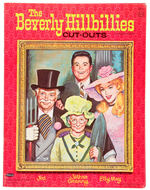 """THE BEVERLY HILLBILLIES"" PAPERDOLL BOOK"