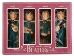 """THE BOBB'N HEAD BEATLES"" BOBBING HEAD BOXED SET."