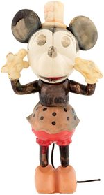 """MINNIE MOUSE"" JOINTED CELLULOID FIGURE."