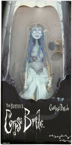 """TIM BURTON'S CORPSE BRIDE"" BOXED COLLECTION DOLL LOT."