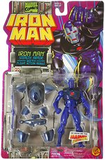 TOY BIZ IRON MAN ASSORTMENT II FACTORY SEALED CASE OF 24 ACTION FIGURES.