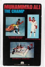 """MUHAMMAD ALI - THE CHAMP"" MEGO CAS 80."