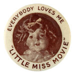SHIRLEY TEMPLE INSPIRED DOLL BUTTONS FROM HAKE COLLECTION & CPB.