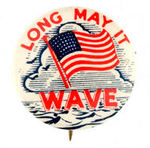 """LONG MAY IT WAVE."""