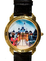 """DISNEYLAND OFFICIAL CAST MEMBER"" LIMITED EDITION WATCH."