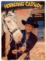 """HOPALONG CASSIDY"" COLORING BOOK."