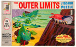 """THE OUTER LIMITS JIGSAW PUZZLE."""