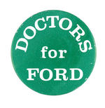 """DOCTORS FOR FORD"" LITHO."