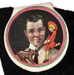 """BUSTER BROWN HOSE"" W/ORIGINAL ILLUSTRATED STORE TAG."