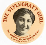 """THE STYLECRAFT GIRL"" MIRROR."