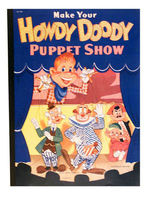 """MAKE YOUR HOWDY DOODY PUPPET SHOW."""