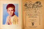 """OUR GANG ANNUAL"" HARDCOVER"