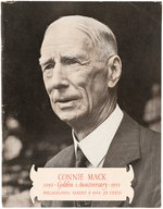 CONNIE MACK/PHILADELPHIA ATHLETICS GROUP.