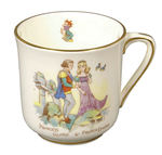 """GULLIVER'S TRAVELS"" CHINA CUP/SAUCER/PLATE."