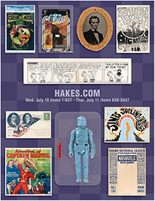 Hake's 227 catalog cover